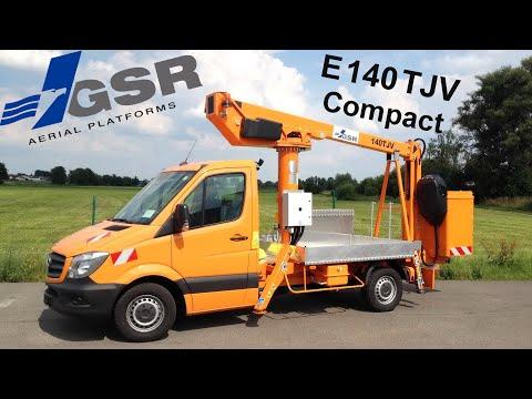 GSR E140TJV - Produktvideo