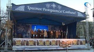 7 января православные отметили Рождество Христово