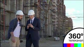 """В Химках возобновлено строительство жилого комплекса """"Солнечная система"""""""