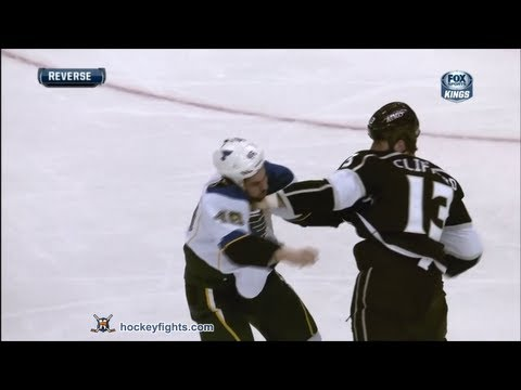 Roman Polak vs Kyle Clifford