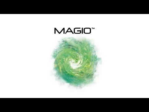 Maximum ease of use: the new MAGIO Icon