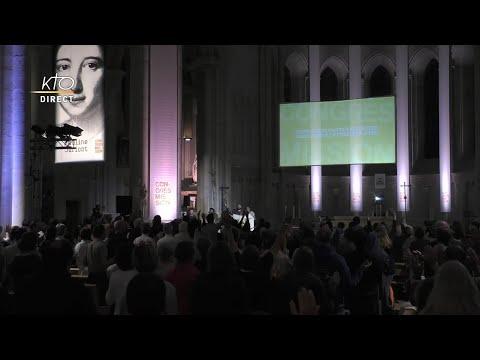 Veillée d'ouverture du Congrès Mission à Lyon