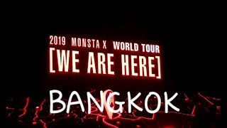 (Fancam) 190601 2019 MONSTA X WOLRD TOUR IN BANGKOK (WE ARE HERE)
