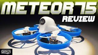 THUMBS UP! - BetaFpv METEOR 75 Indoor Outdoor Whoop - REVIEW & FLIGHTS