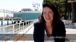 A 'Fantástica' Débora Nogueira