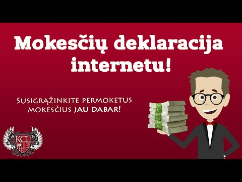 Kas uždirbo internetu ir kokiu būdu