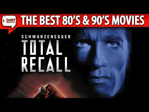 Total Recall (1990) - Best Movies of the 80's & 90's Review