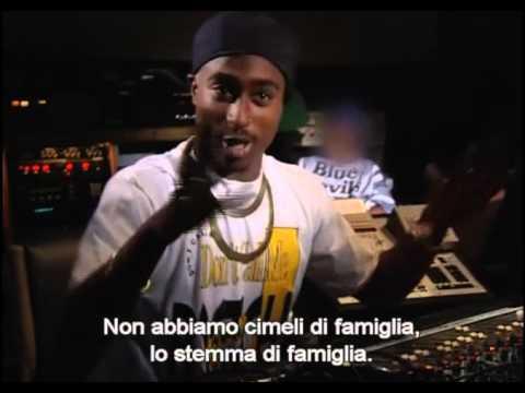 2Pac intervista MTV sub. Ita
