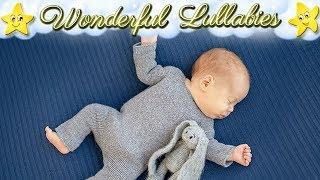 Soothing Baby Piano Lullaby Sleep Music ♥ Soft Bedtime Nursery Rhyme ♫ Good Night Sweet Dreams