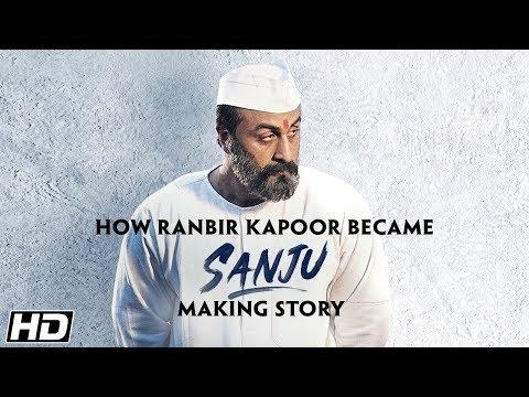 sanju ranbir kapoor to sanjay dutt the transformation rajkum