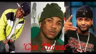 Yung Joc - Cut Throat ft. The Game and Jim Jones (New Joint)
