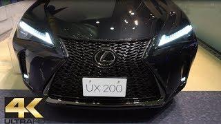2019 Lexus UX 200 F Sport Led Lighting Interior Exterior - 新型 レクサス UX 200 F Sport 4K