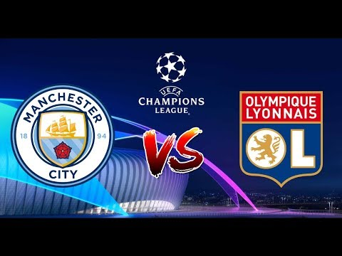 Man City vs Lyon - Dream league soccer 19 - Android gameplay 04