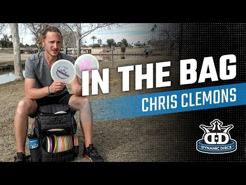Youtube cover image for Chris Clemons: 2019 In the Bag