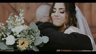 Dual Military // This Wedding Will Make You Cry