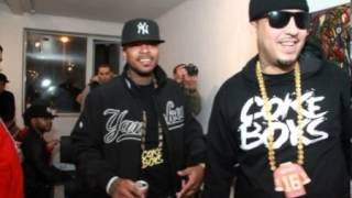 French Montana & Chinx Drugz - Pour It Up (Remix)