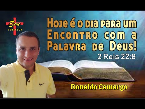 UM ENCONTRO COM A PALAVRA DE DEUS! | MANUAL DE VIDA PARA TODOS | REFLEXO DE RONALDO CAMARGO