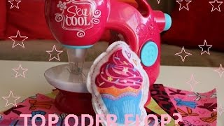 Getestet: Kindernähmaschine Sew Cool / TOP ODER FLOP?