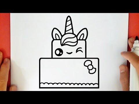 Come Disegnare Un Unicorno Kawaii Guuhdisegni Video Musicpleer