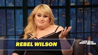 Rebel Wilson and the Cast of Pitch Perfect 3 Sang with a Sea Lion