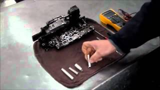 6L90, building the tehcm pressure switches