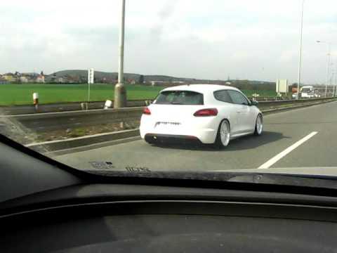 VW Scirocco felgen Audi