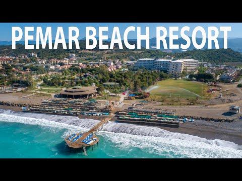 Pemar Beach Resort Hotel / Manavgat - Antalya