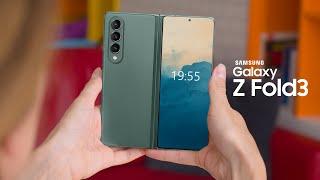 Samsung Galaxy Z Fold 3 - BREAKING RECORDS