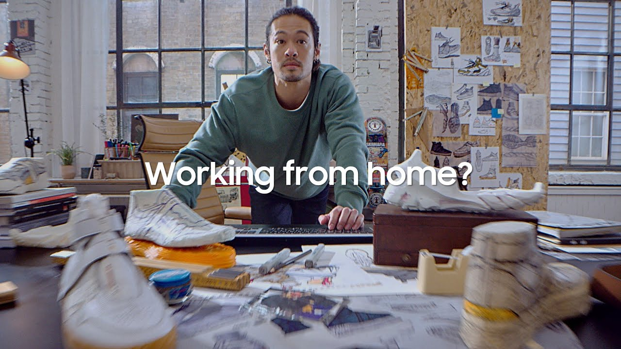 Neo QLED 8K: Transform your home to workplace | Samsung thumbnail