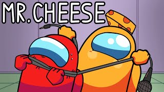 """No One Suspects Mr. Cheese"" Among Us Song (Animated Music Video)"
