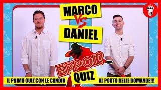 """Conosci la risposta? A, B o C? RISPONDI NEI COMMENTI! In questo episodio, sfida Marco vs. Daniel!  Per RIVEDERE le candid di questa puntata:  1) Trasformare in scherzi le canzoni di Sanremo: https://youtu.be/scRlGA9565c 2) I 10 Intervistatori che NON Vorresti Incontrare: https://youtu.be/LSFcusRdquA 3) Situazioni Imbarazzanti con lo Scotch: https://youtu.be/_vlvir9ZVm0 4) Bambino Guida al McDrive: https://youtu.be/UxKKVeLM560 5) Cose che un cameriere NON deve fare: https://youtu.be/ilvpGfYpVvs  #IlTerzoPlayerSeiTu  LASCIA UN LIKE PER IL PROSSIMO EPISODIO!  ¶ La programmazione 2019/2020 di theShow:    - LUNEDÌ: Candid """"Girl Power"""" con le Aktriz    - MERCOLEDÌ: Candid Camera """"Original theShow"""", con Alessio e Alessandro    - VENERDÌ: Video dei nuovi player (a rotazione tra LALE, Gatto e Jaser)    - DOMENICA: EPPOI? QUIZ SHOW (A Domeniche Alterne)  ¶ Partecipa al quiz EPPOI? scrivendo a eppoitheshow@gmail.com (verranno prese in considerazione solo le candidature di maggiorenni, con video di presentazione e/o contatti social)  ¶ Per lettere/pacchi, ricorda di scrivere """"ALL'ATTENZIONE DEI THESHOW"""" prima dell'indirizzo: MASSA DI LEONI srl - Via Stresa 6, 20125 Milano   ¶ SEGUITECI SU:      - Youtube: http://www.youtube.com/theshowisyou     - Facebook: http://www.facebook.com/theshowisyou    - Twitter: http://www.twitter.com/theshowisyou    - Instagram: http://www.instagram.com/theshowisyou"""
