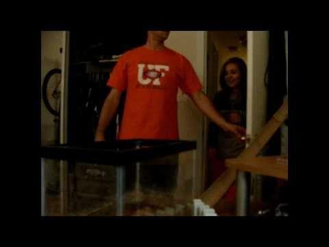 The Rube Goldberg Marriage Proposal