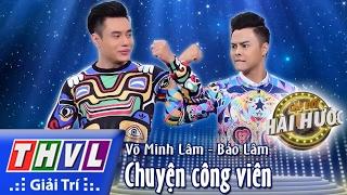 THVL l Cặp đôi hài hước - Tập 2 [3]: Chuyện công viên - Võ Minh Lâm, Bảo Lâm