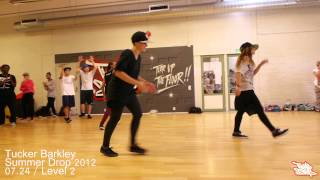 "Tucker Barkley ""We Going Hard"" by Bow Wow ft. Ace Hood (Choreography) 