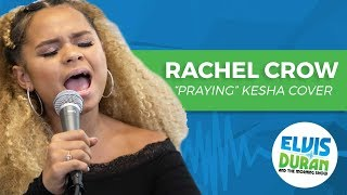 "Rachel Crow - ""Praying"" Kesha Acoustic Cover   Elvis Duran Live"