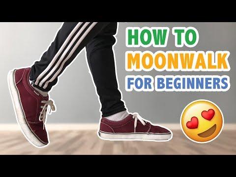 How To Moonwalk For Beginners (Michael Jackson Dance Move ...