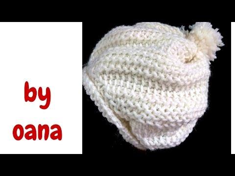 uncinetto tunisino   cappellino bimbo