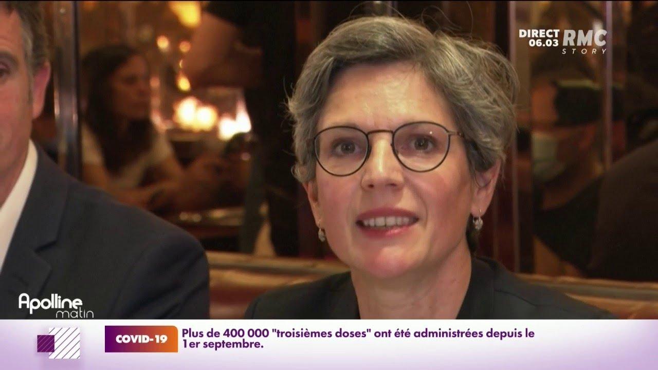 Primaire EELV: arrivée 2e au premier tour de la primaire, Sandrine Rousseau crée la surprise