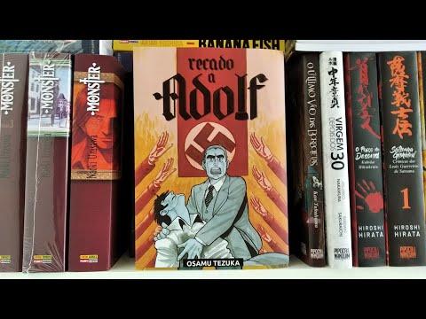 Recado a Adolf, volume 1 - Comentários