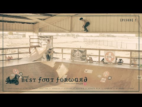 Zumiez Best Foot Forward 2018: Recap 1