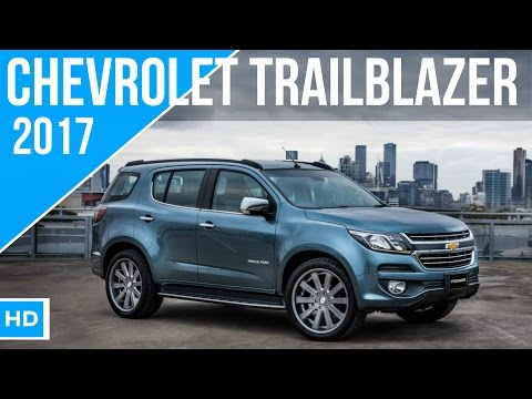 2017 Chevrolet Trailblazer Premier