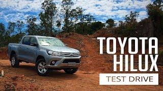 Test Drive -  Toyota Hilux