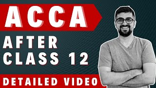 ACCA After Class 12 | All About ACCA | Neeraj Arora