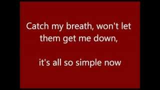 Catch My Breath - Cover mp3 lyrics (Alex Goot & Against The Current)
