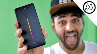 ZTE nubia Red Magic UNBOXING - The Ultimate Gaming Phone?