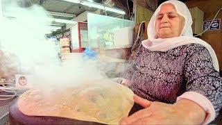 TEL AVIV STREET FOOD | Arabic Street Food + Hummus HEAVEN - Middle Eastern + Israeli Food In Israel