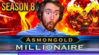 "Asmongold WORST RUN EVER In ""Who Wants To Be The Ultimate WoW Neckbeard?"" (Season 8 - WoW Quiz)"