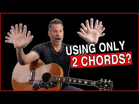 20 Two-Chord Songs That You Know and Love