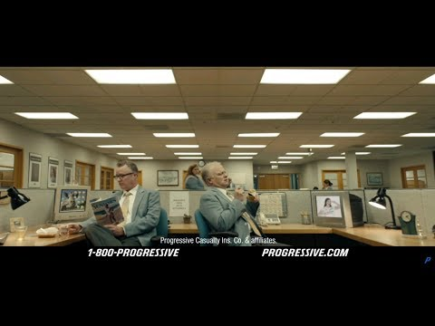 Kinna McInroe - Progressive Insurance Commercial  - Existential Crisis
