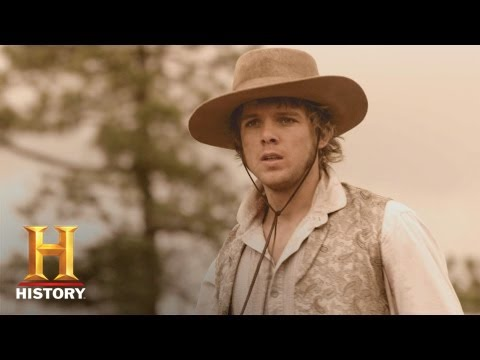 Texas Rising (Character Promo 'Jack Hays')
